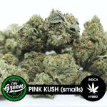Pink Kush Smalls forestcitygreen