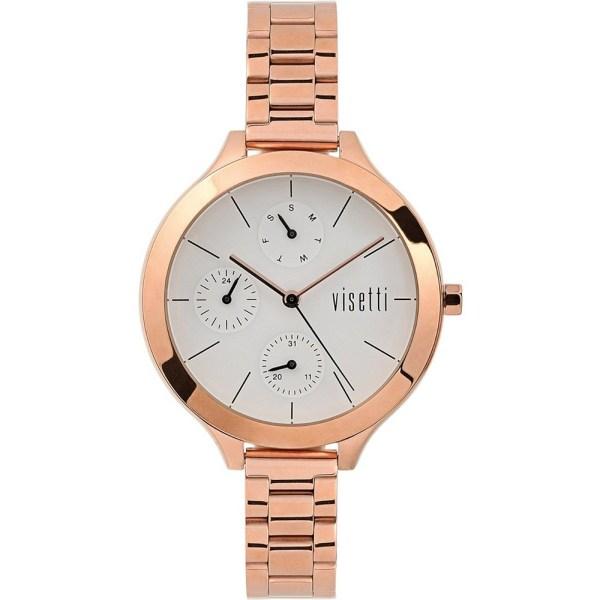 visetti pe 487rw aikon multifunction rose gold stainless steel watch 730887 2048x2048 1