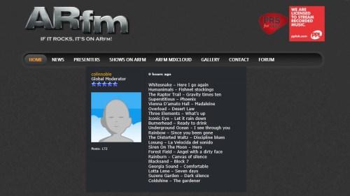 ARFM August21st