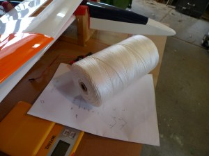 Building a Winch – Sailplanes and Sailplane Builds