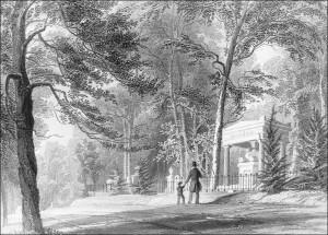 Mount Auburn engraving