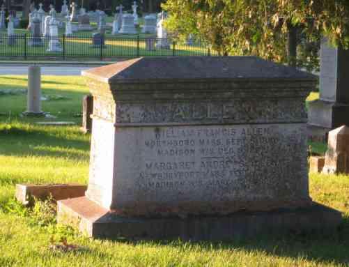 William Francis Allen