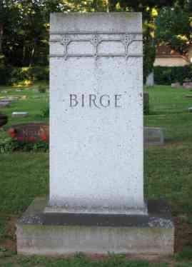 E. A. Birge