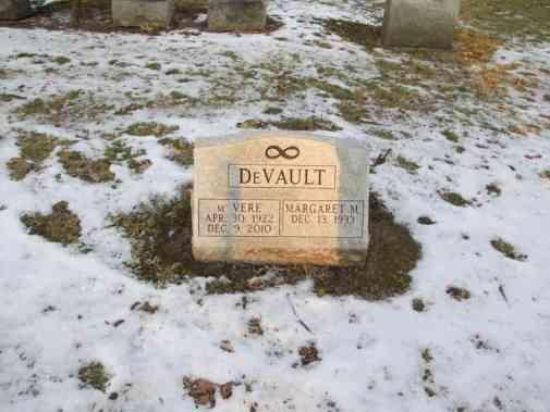M. Vere & Margaret M. DeVault