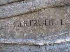 Gertrude & Irving Frautschi