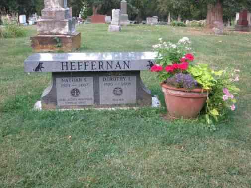 Nathan & Dorothy Heffernan