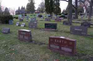 Jewish Graves, Section 10