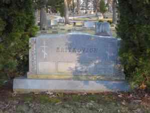 Krivkovich Orthodox Grave