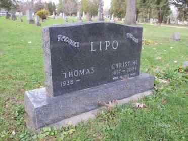 Thomas & Christine Lipo