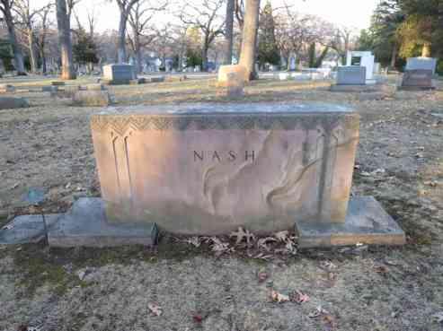 Nash-Horner Grave