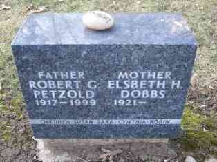 Robert & Elsbeth Petzold