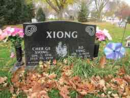 Cher Ge Xiong & Xo Vang