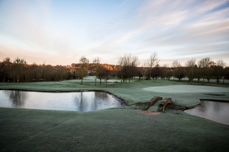 Our favourite view of the 18th