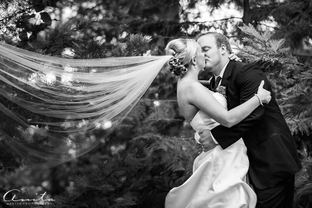 wedding bride and groom foresthill pictorial