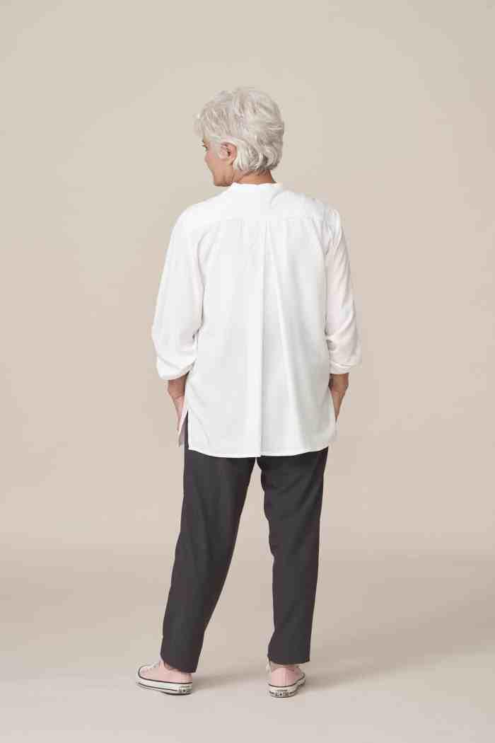 vêtements adaptes pour seniors chics et élégants