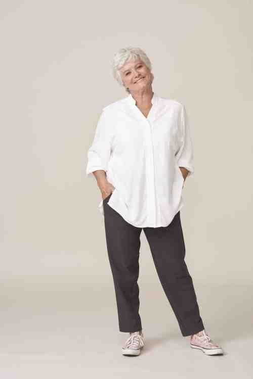 vêtements faciles à enfiler pour seniors