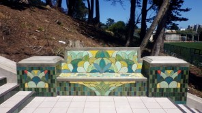 lincoln park steps 4 - san francisco - by tony holiday