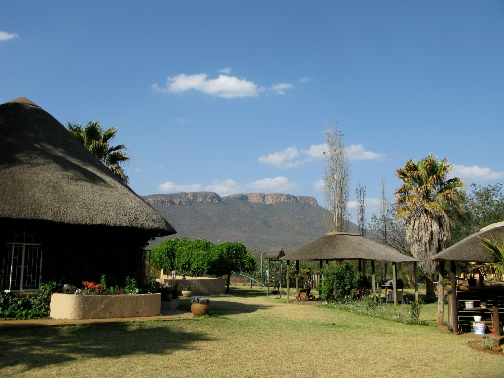 Director's Production Log (and other misadventures): South Africa 2008 (1/6)
