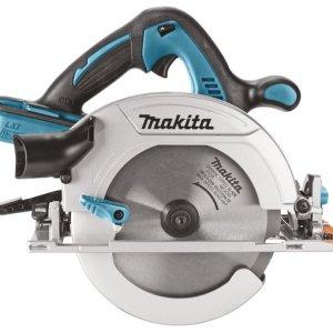 Makita Fierăstrău circular manual compatibil cu acumulator 2x18V DHS710Z - ForeStore