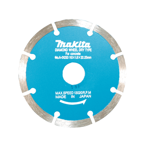 Makita A-01236 - DISC DIAMANTAT 125 (DRY) - ForeStore