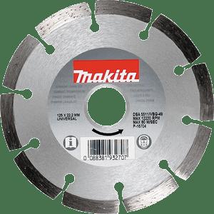 Makita A-84109 - DISC DIAMANTAT 115MM BETON MARMURĂ S.NORMAL - ForeStore