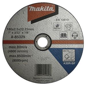 Makita A-85329 - DISC TAIERE OTEL A30R 180X22