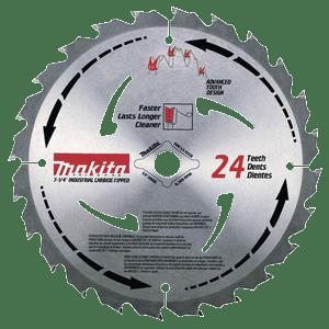 Makita A-89626 - DISC FIERĂSTRĂU 165X16T - ForeStore