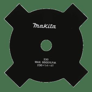 Makita B-14118 - CUȚIT CU 4 DINȚI 25.4 X 230 - ForeStore