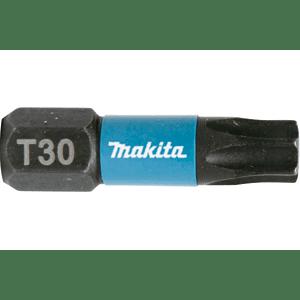 Makita B-63688 - 2 BITI IMPACT BLACK HEX 1/4 T 25 25MM - ForeStore