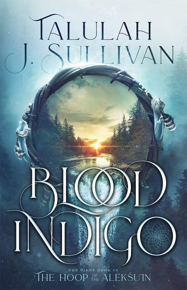 Blood Indigo cover