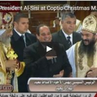 This is leadership: Abdel Fattah el-Sisi, President of Egypt