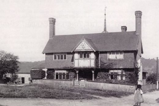 Forest Row Village Hall c1900
