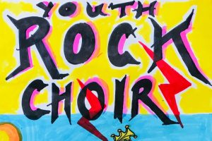 Youth Rock Choir Poster