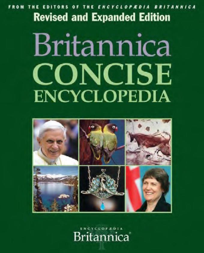 Britannica Concise Encyclopedia - Complete Edition