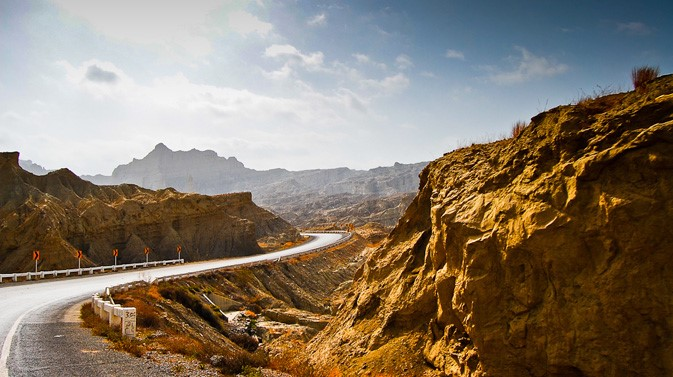 Coastal Highway Hingol National Park