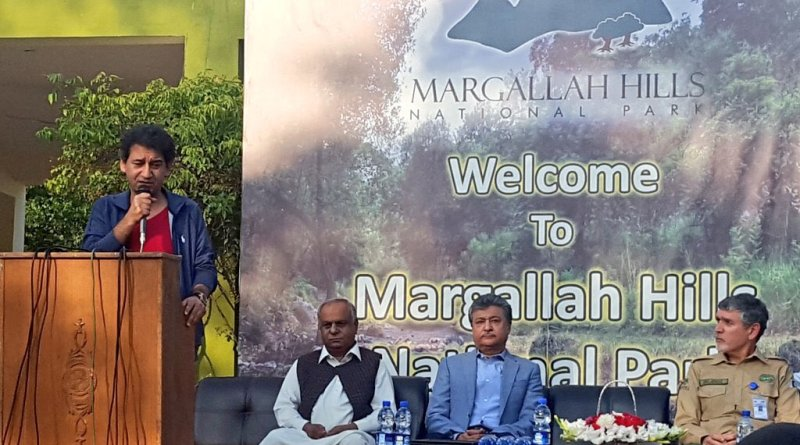 The 44 KM Hiking Trail b/w Margalla Hills National Park and Haripur is Pakistan's Longest Ever