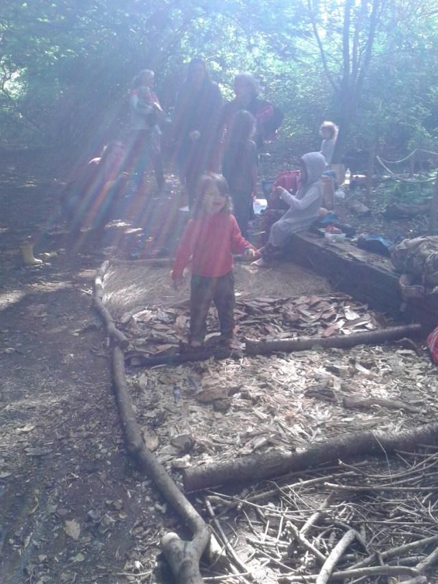 Building a Barefoot Walk 3