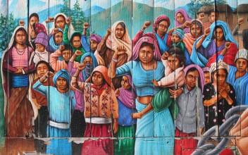 Los movimientos sociales por la defensa de los bosques tienen un poder único para establecer alianzas con los gobiernos locales, los conservacionistas, la industria maderera y los concesionarios agrícolas. Fotografía de Nagarjun Kandukuru