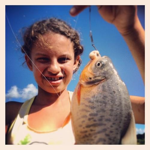 Os pequenos produtores de diversas áreas da Amazônia têm suas próprias ideias sobre como REDD+ deve funcionar. Kate Evans/CIFOR..