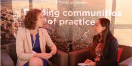 Sarah Lake, Global Canopy Program: Geospasial dapat meningkatkan transparansi