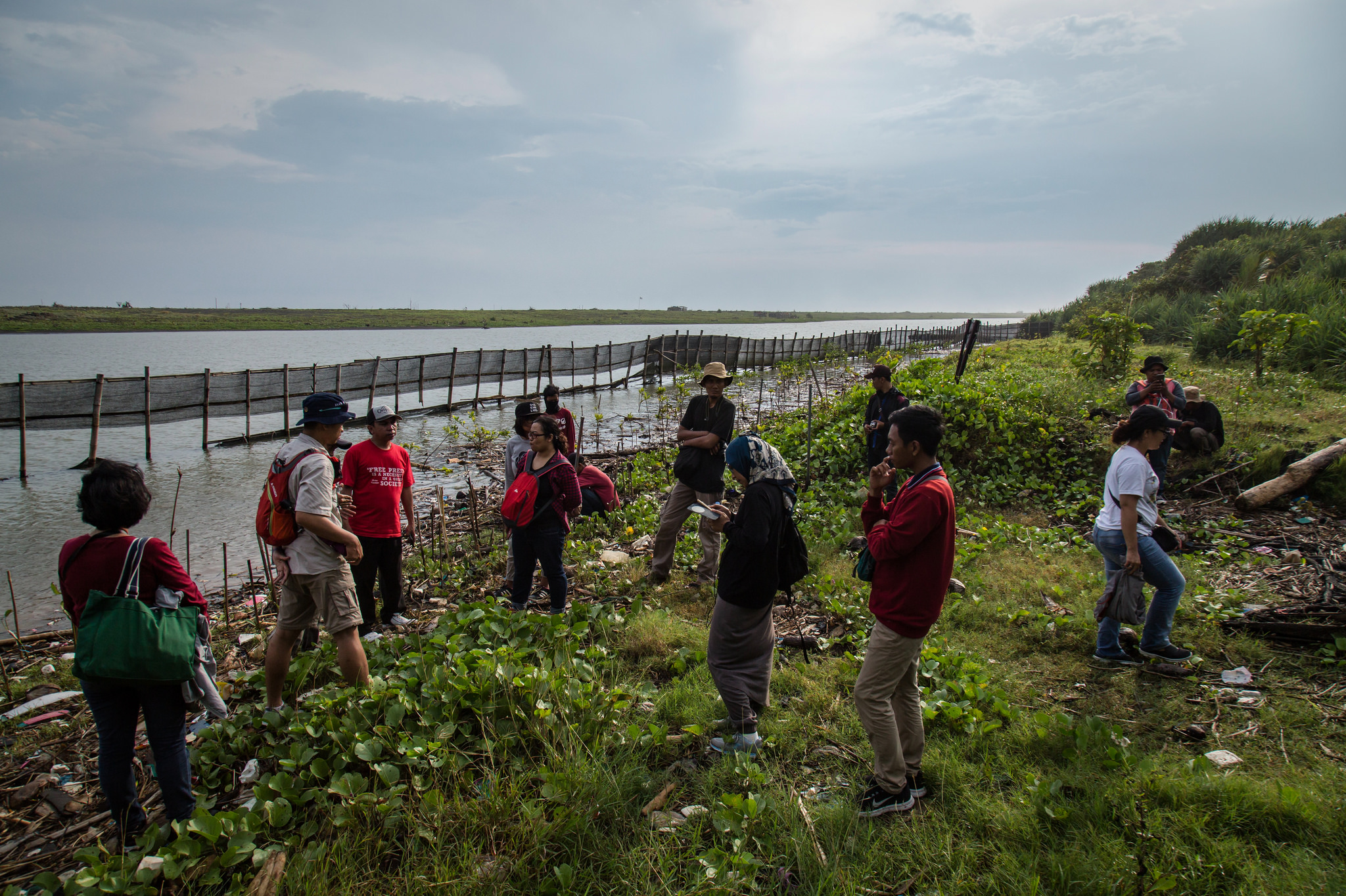 From the soil to the law, climate change efforts in Indonesia