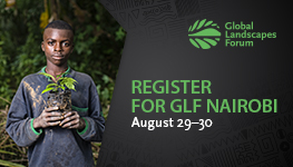 Global Landscapes Forum Nairobi