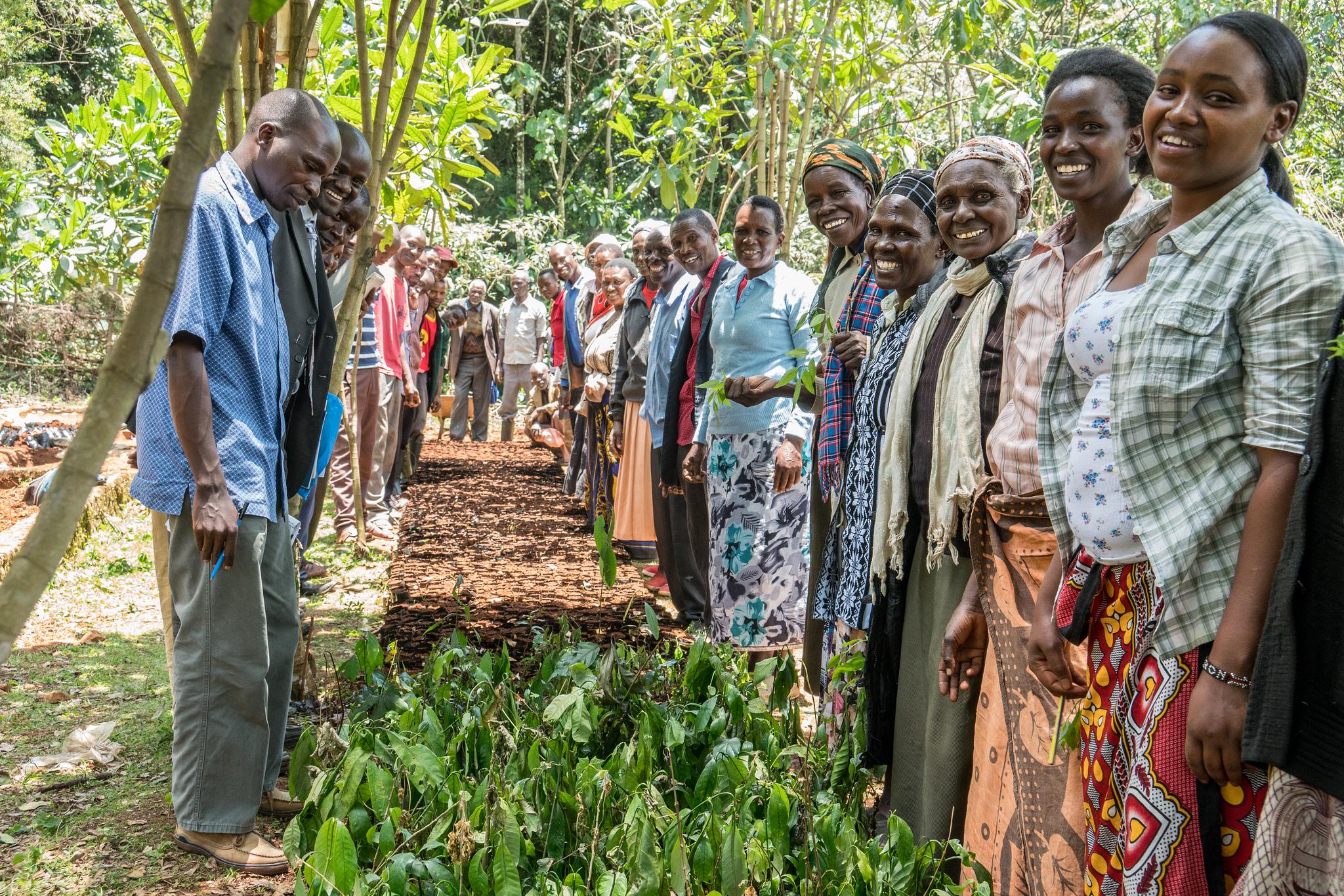 In Kenya, no progress on progressive 30% gender quota
