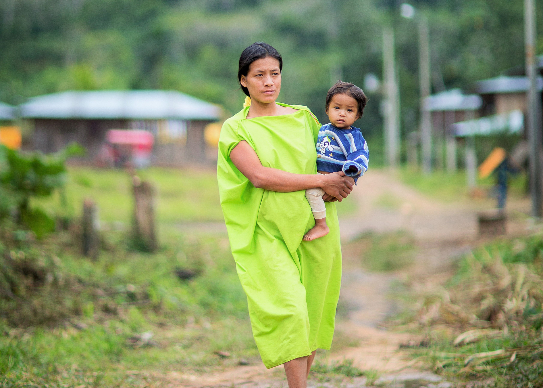 Día Internacional de la Mujer: ¿Y la igualdad en los derechos a la tierra?