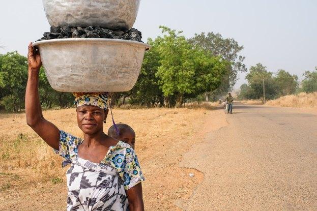 Le bois-énergie comme source de revenu au Ghana