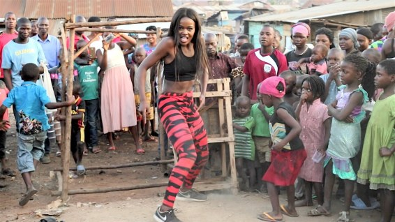 sherrie silver, choreographer, childish gambino, farming, africa migration, africa farming migration
