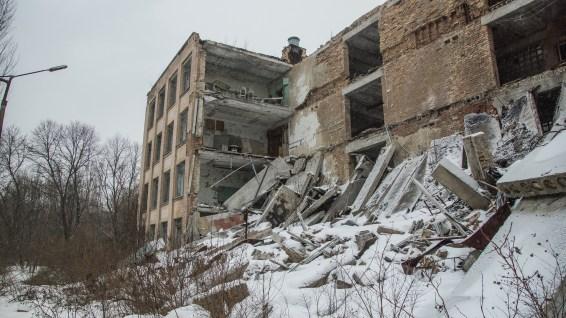 chernobyl, chernobyl ukraine, chernobyl ruins, chernobyl wildlife