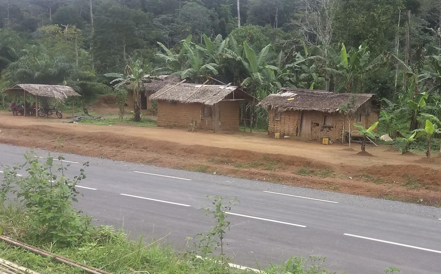 Poto-poto houses