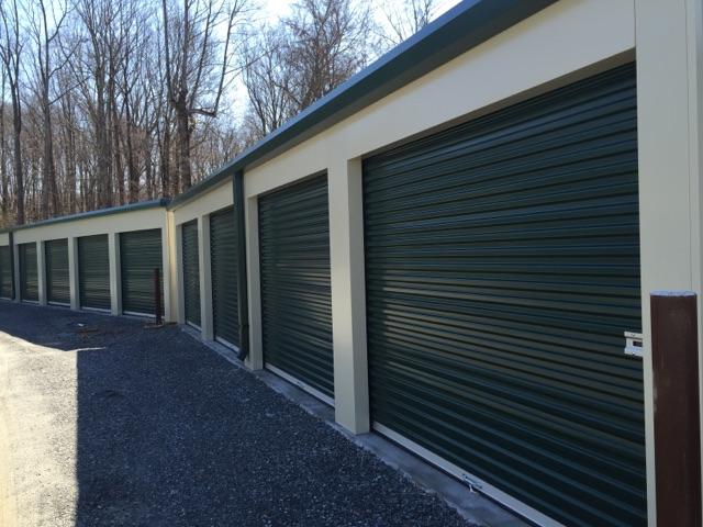 Photo of storage unit exterior