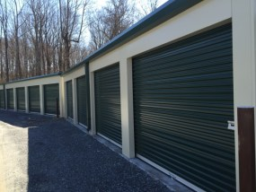 Photo of storage unit exterior